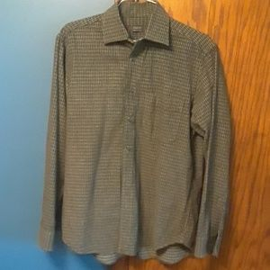 Zegna S made in italy shirt sz M